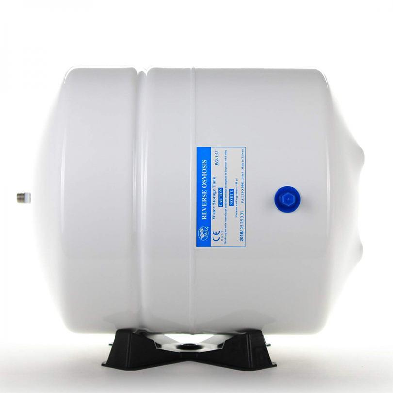3.2 gpd 12 litre çelik tank