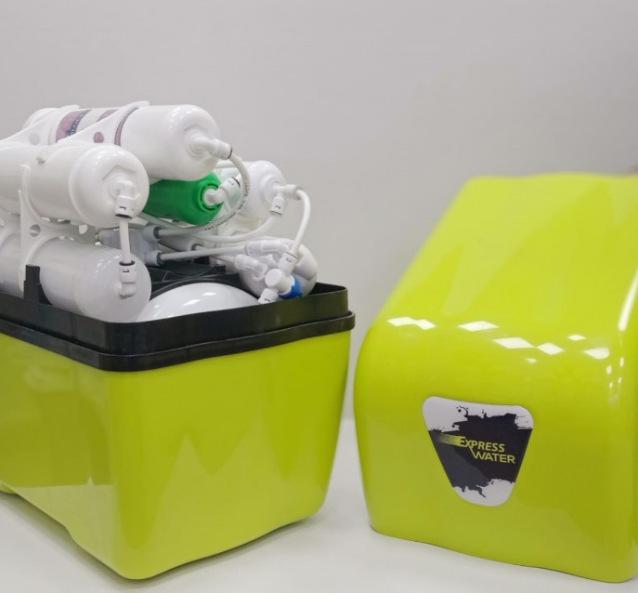 Express Water 5 Filtre Su Arıtma Cihazı